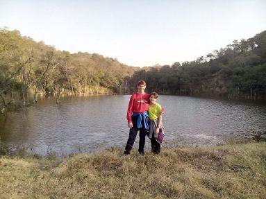 Stephan and Anandi