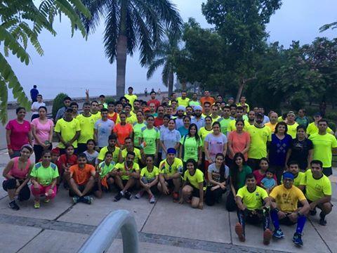 Chandigarh runners independance day